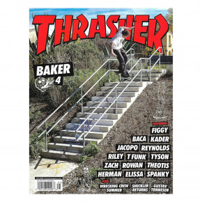 Go to the product Magazine Thrasher Leden 2020