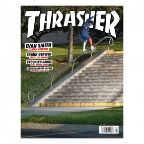 Go to the product Magazine Thrasher Srpen 2020