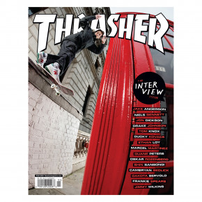 Go to the product Magazine Thrasher Únor 2020