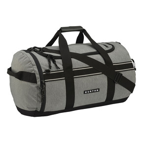 Go to the product Travel bag Burton Backhill Duffel M 70L grey heather 2017/2018