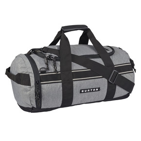 Go to the product Travel bag Burton Backhill Duffel S 40L grey heather 2017/2018