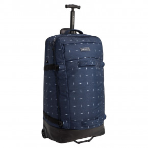 Przejść do produktu Torba podróżna Burton Multipath 90L Checked dress blue basket ikat 2020