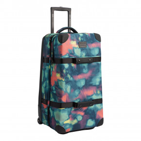 Go to the product Travel bag Burton Wheelie Double Deck aura dye ballistic 2020