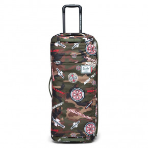 Go to the product Travel bag Herschel Wheelie Outfitter 120L woodland camo independent 2019/2020