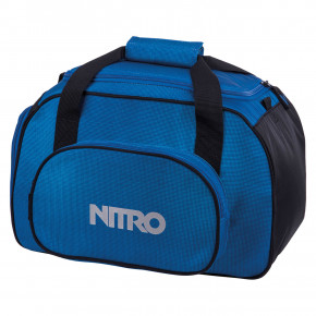 Go to the product Travel bag Nitro Duffle Xs blur briliant blue 2018/2019