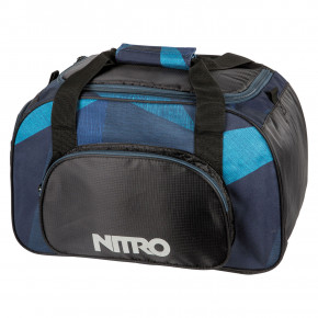 Go to the product Travel bag Nitro Duffle Xs fragments blue 2019