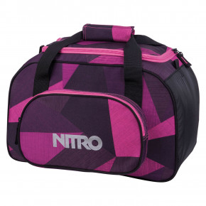 Go to the product Travel bag Nitro Duffle Xs fragments purple 2019