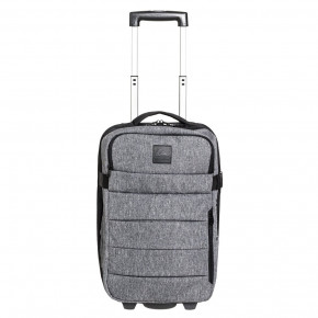Go to the product Travel bag Quiksilver New Horizon light grey heather 2020