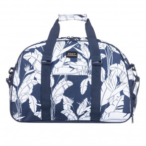 Go to the product Travel bag Roxy Feel Happy mood indigo flying flowers 2020