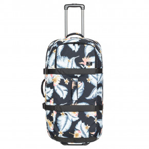 Go to the product Travel bag Roxy Long Haul 2 anthracite tropical love s 2019