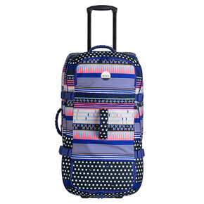 Go to the product Travel bag Roxy Long Haul dress blues wintery geo 2017