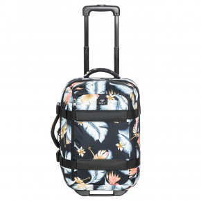 Go to the product Travel bag Roxy Wheelie 2 anthracite tropical love s 2019