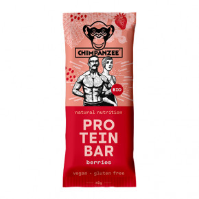 Przejść do produktu Chimpanzee Bio Protein Bar Chocolate