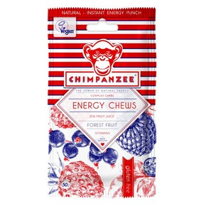 Go to the product Chimpanzee Energy Chews Forest Fruit