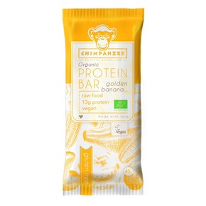 Go to the product Chimpanzee Organic Protein Bar Banana