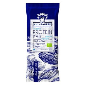 Go to the product Chimpanzee Organic Protein Dates/vanilla