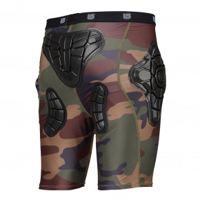 Go to the product Protective gear Burton Total Impact Short highland camo 2017/2018