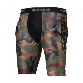 Go to the product Protective gear Burton Total Impact Short highland camo 2019/2020