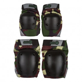 Go to the product Sector 9 Pursuit Pad Set camo 2018