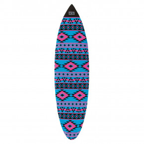 Go to the product Creatures Shortboard Aztec Sox cyan magenta 2019