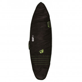 Przejść do produktu Creatures Shortboard Double black/lime 2019
