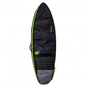 Go to the product Creatures Shortboard Double charcoal/lime 2018
