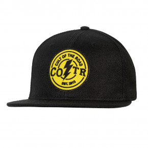 Přejít na produkt Cult Of The Road Bolt Snapback black 2019