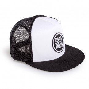 Přejít na produkt Kšiltovka Cult Of The Road Easy Trucker black/white 2019