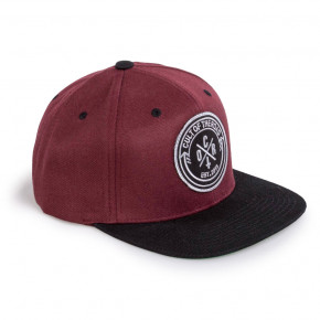 Prejsť na produkt Cult Of The Road Shadow Snapback maroon 2019
