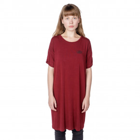 Go to the product Dresses Cult Of The Road Shard Dress maroon 2020