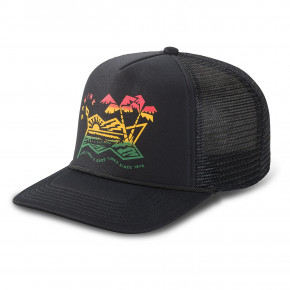 Go to the product Cap Dakine Electric Sunset Trucker black 2019
