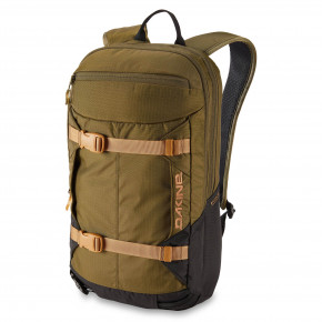 Go to the product Snowboard backpack Dakine Mission Pro 18L dark olive/black 2020/2021