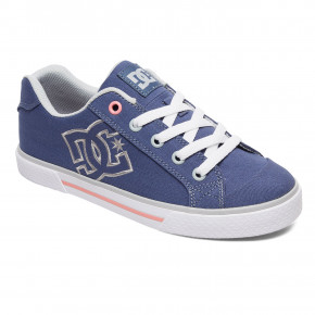 Go to the product Sneakers DC Chelsea Tx blue/grey 2019
