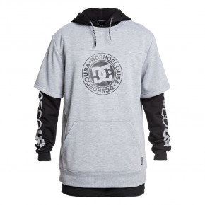 Go to the product Tech Hoodie DC Dryden black 2019/2020