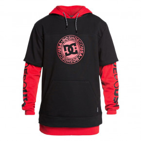 Go to the product Tech Hoodie DC Dryden racing red 2019/2020