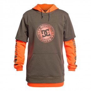 Go to the product Tech Hoodie DC Dryden shocking orange 2019/2020