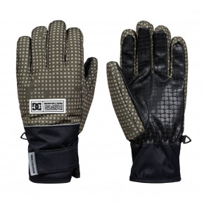 Go to the product Gloves DC Franchise olive night desert night camo 2019/2020