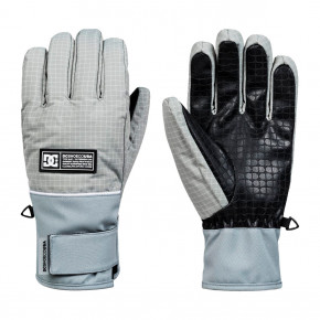 Go to the product Gloves DC Franchise Se neutral grey 2019/2020