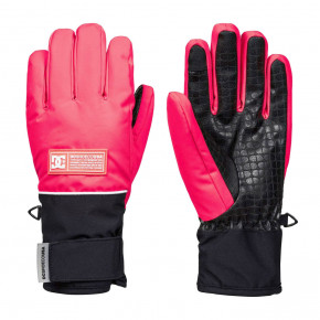Go to the product Gloves DC Franchise Wmn diva pink 2019/2020