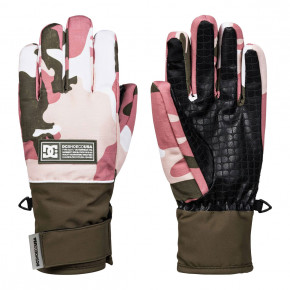 Go to the product Gloves DC Franchise Wmn dusty rose wmn vintage camo 2019/2020