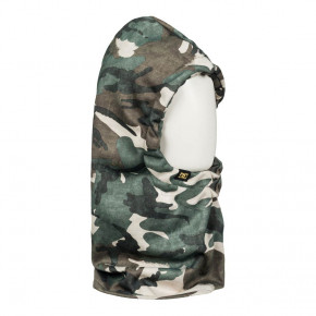 Go to the product Balaclava DC Hoodaclava british woodland camo 2017/2018