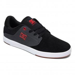 Przejść do produktu Tenisówki DC Plaza Tc S black/dk grey/athletic red 2019