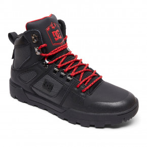 Go to the product Winter shoes DC Pure High-Top WR black/grey/red 2018