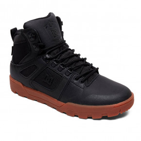 Go to the product Winter shoes DC Pure High-Top WR black/gum 2019