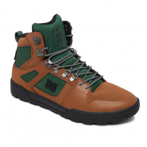 Przejść do produktu Buty zimowe DC Pure High-Top WR brown/green/black 2020