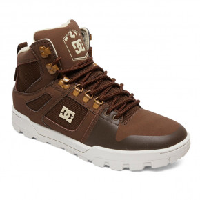 Go to the product Winter shoes DC Pure High-Top WR brown 2019