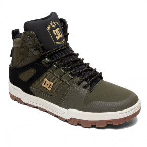 Go to the product Winter shoes DC Pure High-Top WR olive/black 2019
