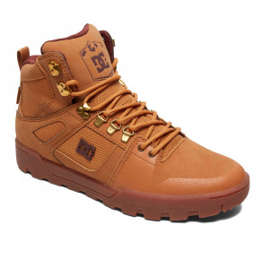 Go to the product Winter shoes DC Pure High-Top WR tan 2019