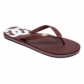 Go to the product Flip-Flops DC Spray maroon 2018