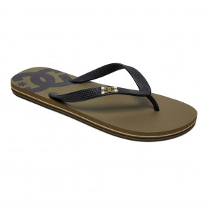 Go to the product Flip-Flops DC Spray olive/black 2018